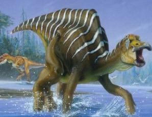 鸭嘴龙:牙齿最多的恐龙