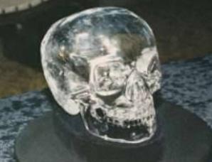 13个玛雅水晶头骨能揭开宇宙之谜
