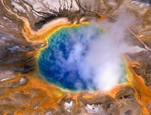 黄石公园超级火山或将喷发 美国2/3领土将不保