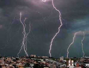 茂物:每年打雷300天的世界雷都