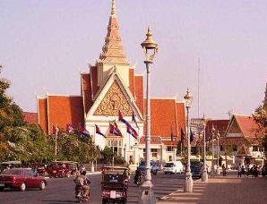 柬埔寨为什么叫柬埔寨