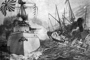 中日甲午战争