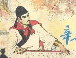 南宋将领辛弃疾是怎么死的?