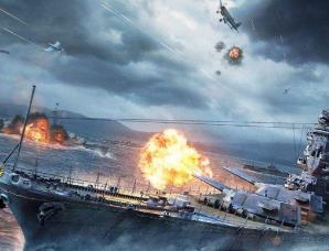 """德国号称""""永不沉没的""""俾斯麦号,为何坚持不到十天就沉没了?"""