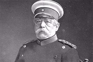 奥托·冯·俾斯麦