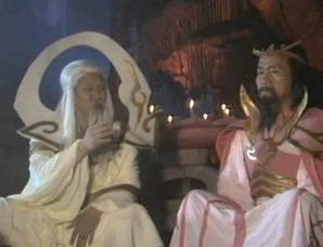 黎山老母的师傅通天教主简介