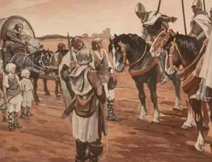 十字军东征的背后原因:封建贵族贪欲爆发