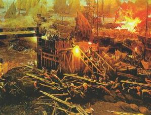 赤壁之战中的赤壁到底是在今天的什么地方