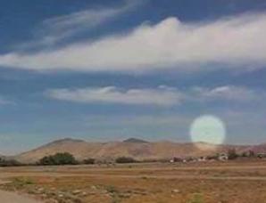 智利上空现UFO时速超6000公里