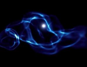 揭秘宇宙首个黑洞的形成过程