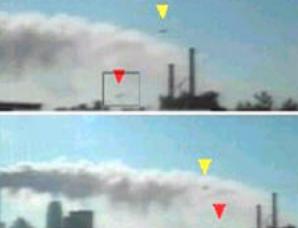 9.11事件现场发现UFO