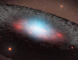 盘点宇宙中5个最极端怪异的黑洞