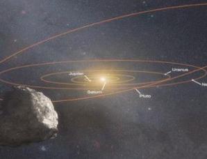 太阳系边缘柯伊伯带 竟存神秘生命体外星人?