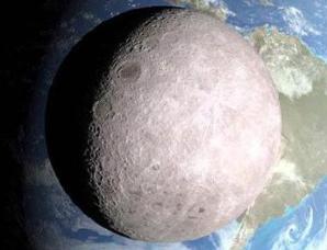 地心人竟然来自月球背面 神秘虫洞连通地月