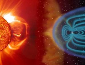 """我国科研团队揭示""""太阳风暴""""中日珥的磁场结构"""
