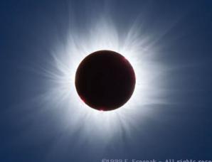 太阳表面温度才5500度,为什么日冕层温度会高达200万度?