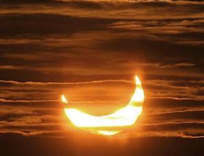 观测日偏食的方法有哪些?观测日偏食的注意事项