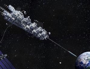 太空电梯可能会被太空垃圾拦腰斩断