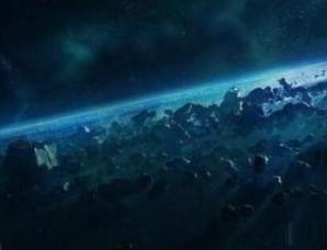 飞船穿过小行星带有危险吗?